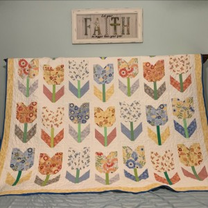 Totally Tulips Quilt