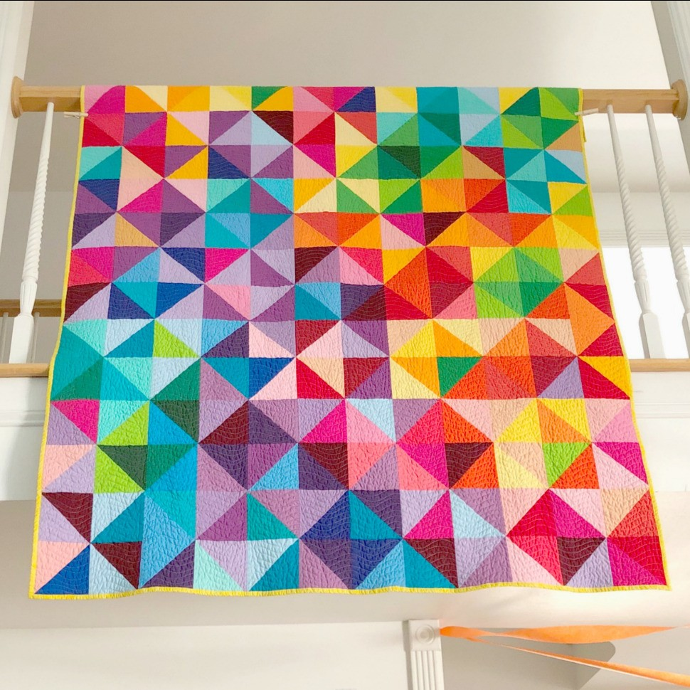 First Day in Heaven Quilt