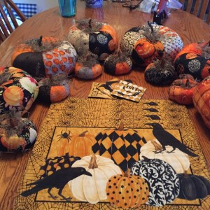 My Pumpkin Patch and Placemats