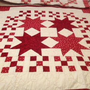 Denise and Joy's quilt