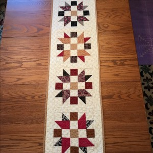 Studio Star Table Runner