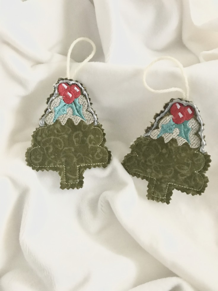 Little Quilted Trees