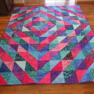 queen bed quilt for daughter