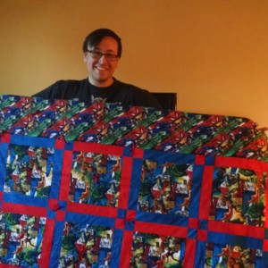 Jacobs quilt