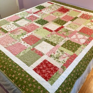 Another Building Blocks Quilt