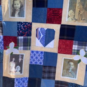 Amy's Memory Quilt