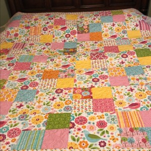 A Quilt for Daisy