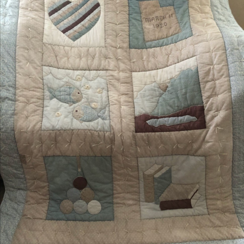 New Life for an Old Quilt