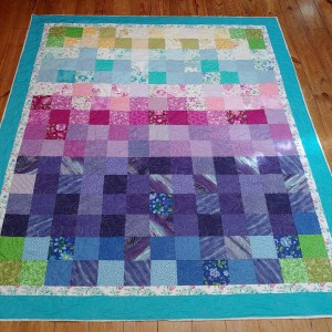 Just Charms quilt
