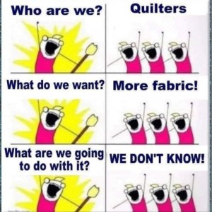 Quilters everywhere