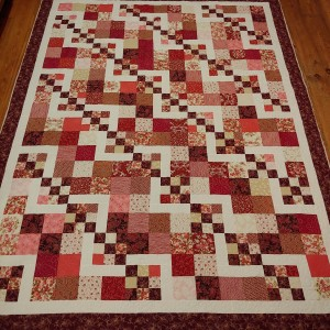 Simple Delightful quilt