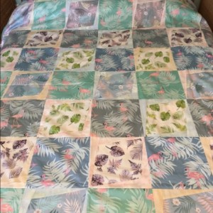 Corona Quilt Number 5