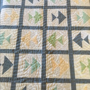 Corona quilt number 7