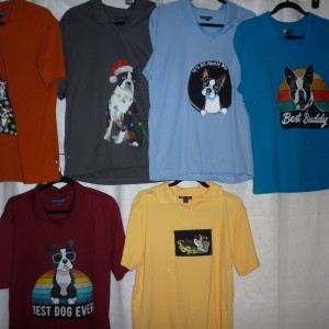 Appliqued Tee Shirts