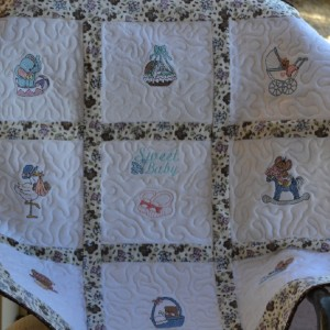 Charity Baby Quilt