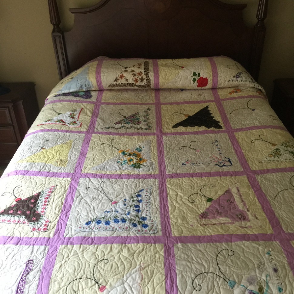 Mother's Handkerchief Quilt