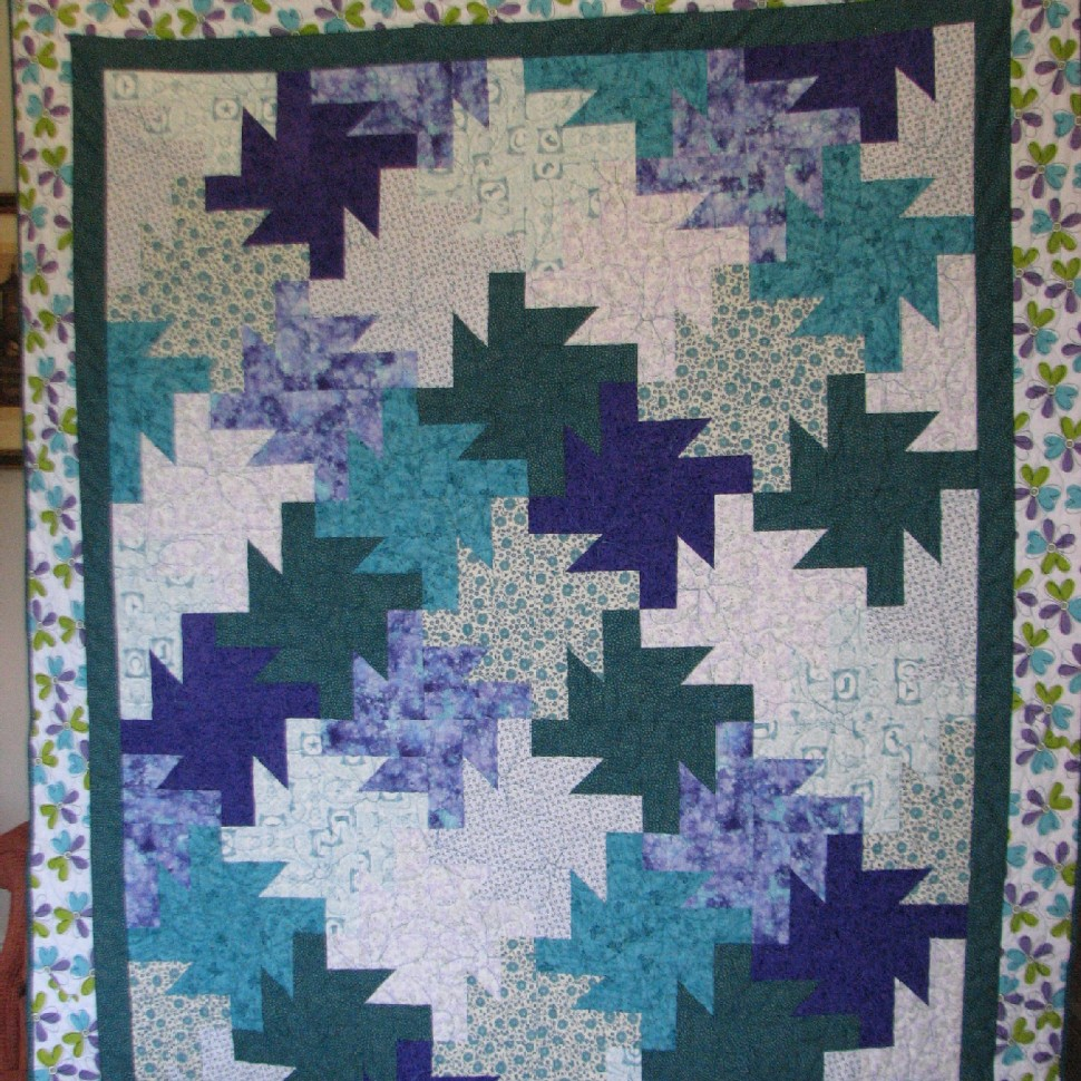 Michelle's Birthday Quilt