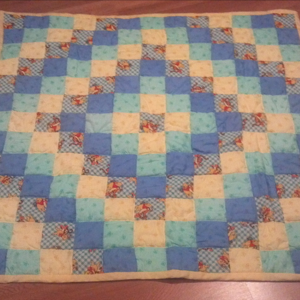 Baby Quilt 5