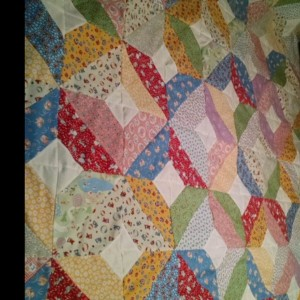 Make Believe Aunt Clara's Quilt