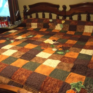 My Autumn Quilt