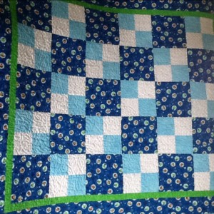 Quilts for Kids 4 Patch