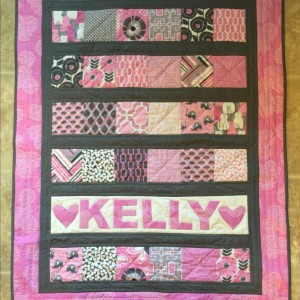 Kelly's quilt