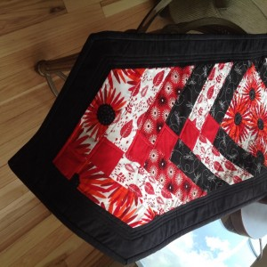 Binding tool table runner