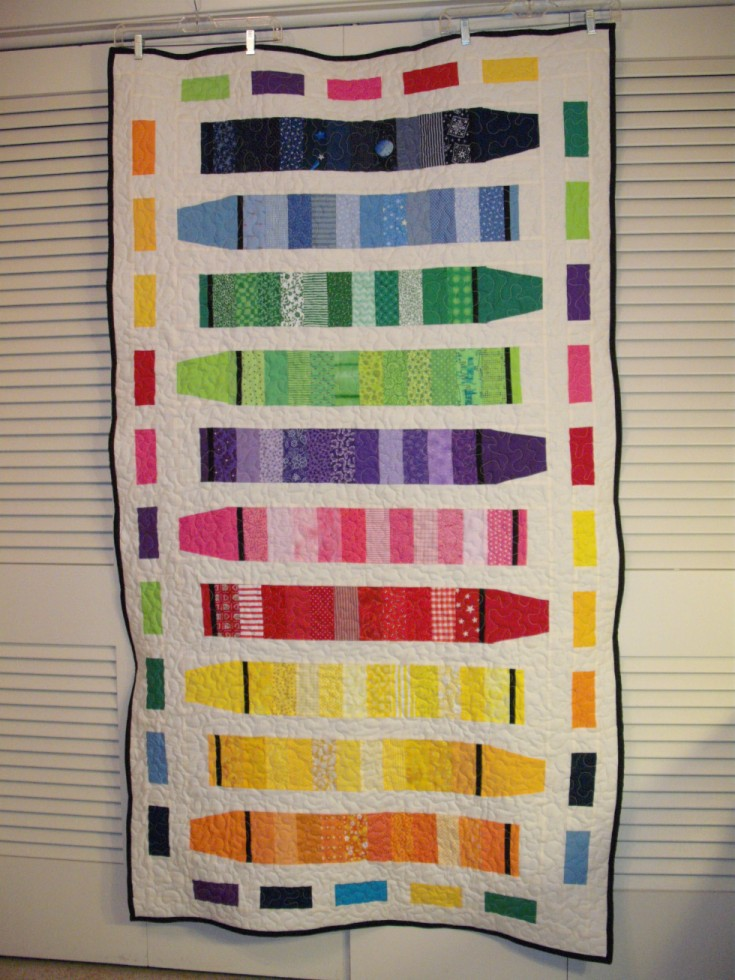 The Crayola Quilt
