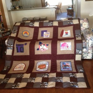Quilt Remodel Project