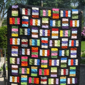 Coin Quilt with Pizzazz