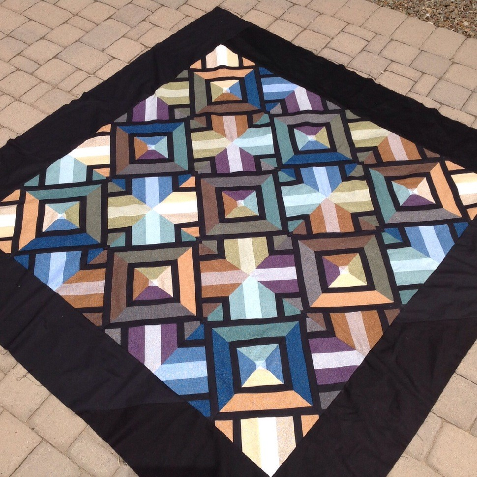 3 Dudes A New Twist | Quiltsby.me : three dudes jelly roll quilt - Adamdwight.com