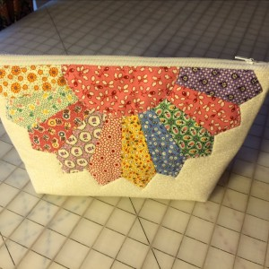 Zipper Pouch with Dresden