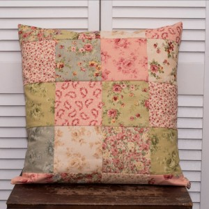 Charm pack pillow
