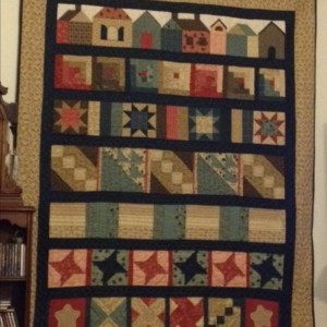 7 Row Quilt