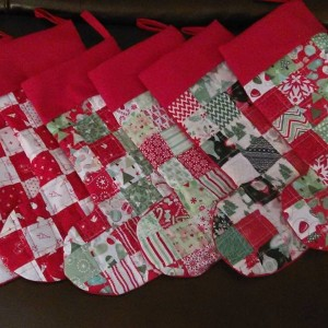 2015 Christmas Stockings