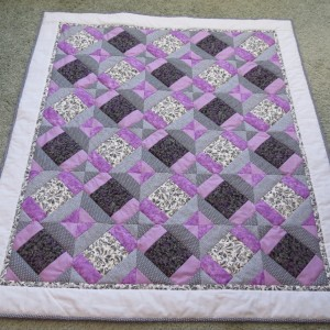 Foundation Piecing Quilt