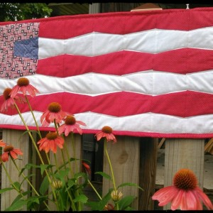 Flag ~ Table runner