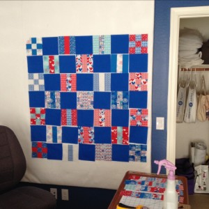 Happy Fourth Quilt