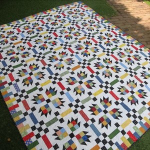 Wedding Quilt for friends