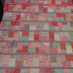 Sweet Quilt for a little girl