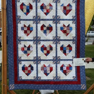 Pam's Quilt of Thanks