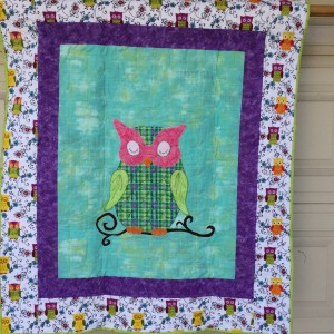 Owl for baby