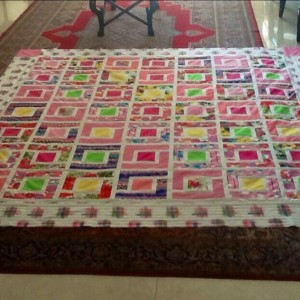 Candy quilt
