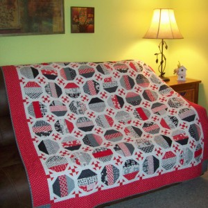 Beachball Quilt