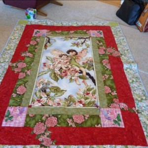 Miss Bakers Fairies Quilt