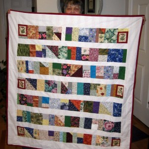 The Kitchen Sink Quilt