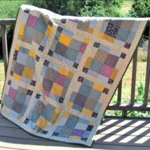 My First Charity Quilt