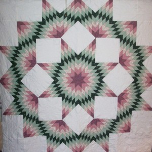 Moving Away Quilt