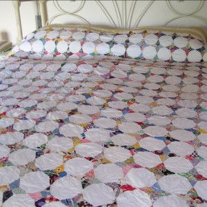 Antique replica quilts