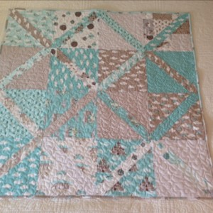 Quilt for a Baby Boy